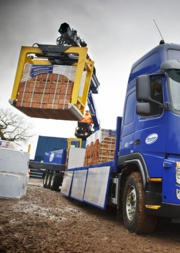 Доставка и перевозка стройматериалов