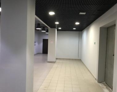 Капитальный ремонт 7-этажного здания АБК-2 обувная фабрика «Спартак»