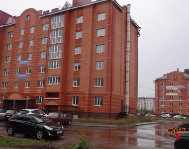 Капитальный ремонт жилых домов ул. Комсомольская д.26